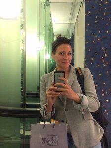At Bergdorf Goodman NYC